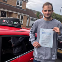driving instructor alvaston