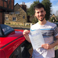 driving lessons in duffield