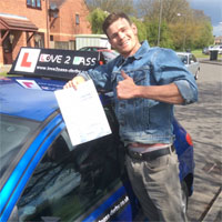 driving school in derby