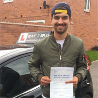 grade a driving instructors derby